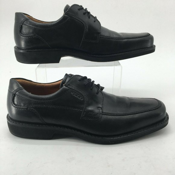 Ecco Mens 46 Extra Width Lace Up Oxford Casual Com